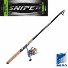Спиннинг-комплект Salmo Sniper TRAVEL SPIN SET 2.10