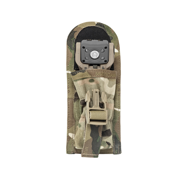 Подсумок для фонаря Small Torch Pouch Warrior Assault Systems, цвет – MultiCam